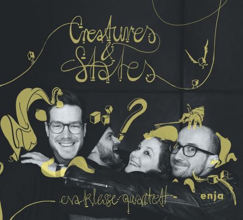 Eva Klesse Quartett - Creatures And States